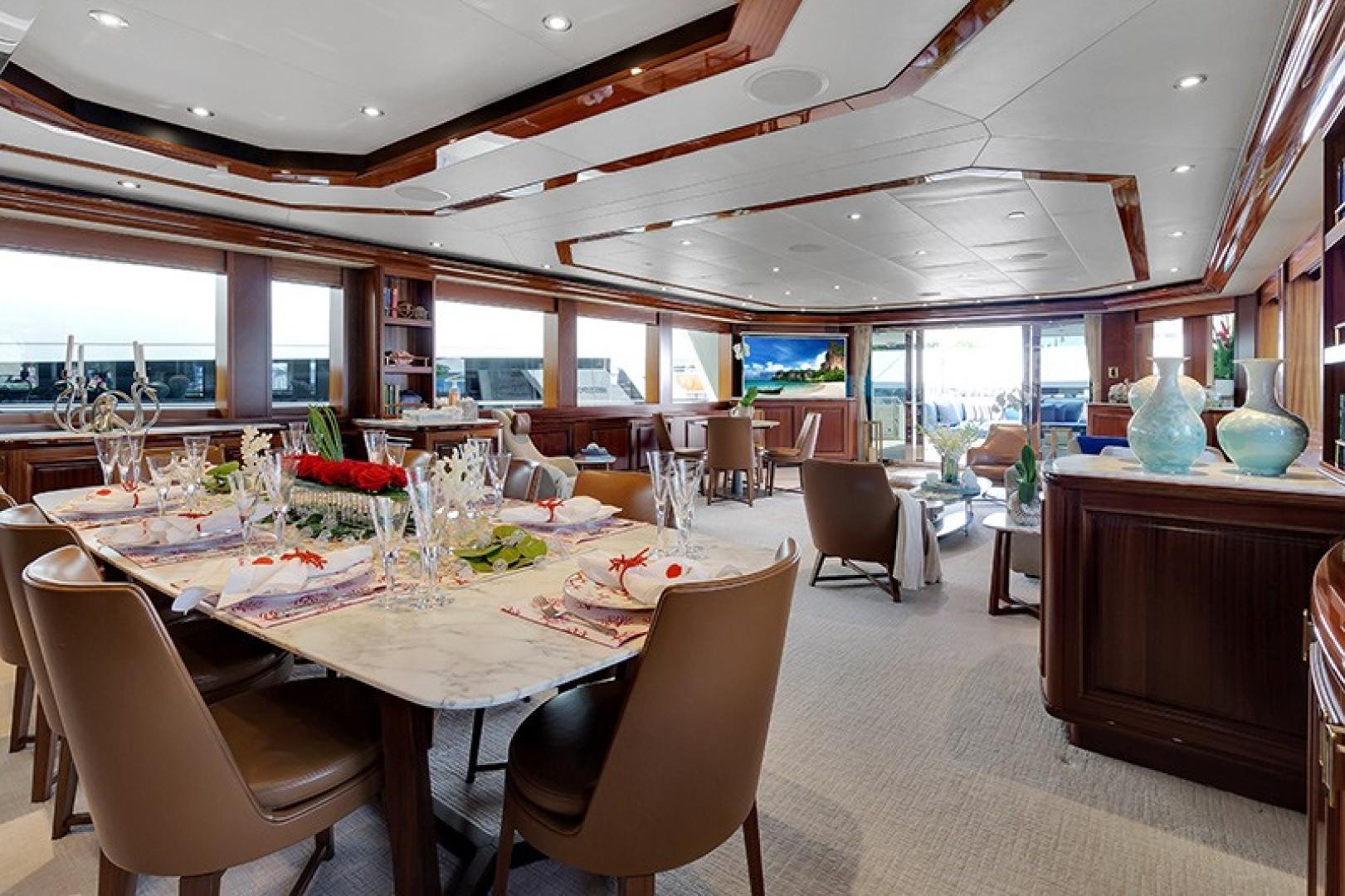 Westport-Westport 40 meter 2011-NINA LU Miami-Florida-United States-Dining Area-1644730 | Thumbnail