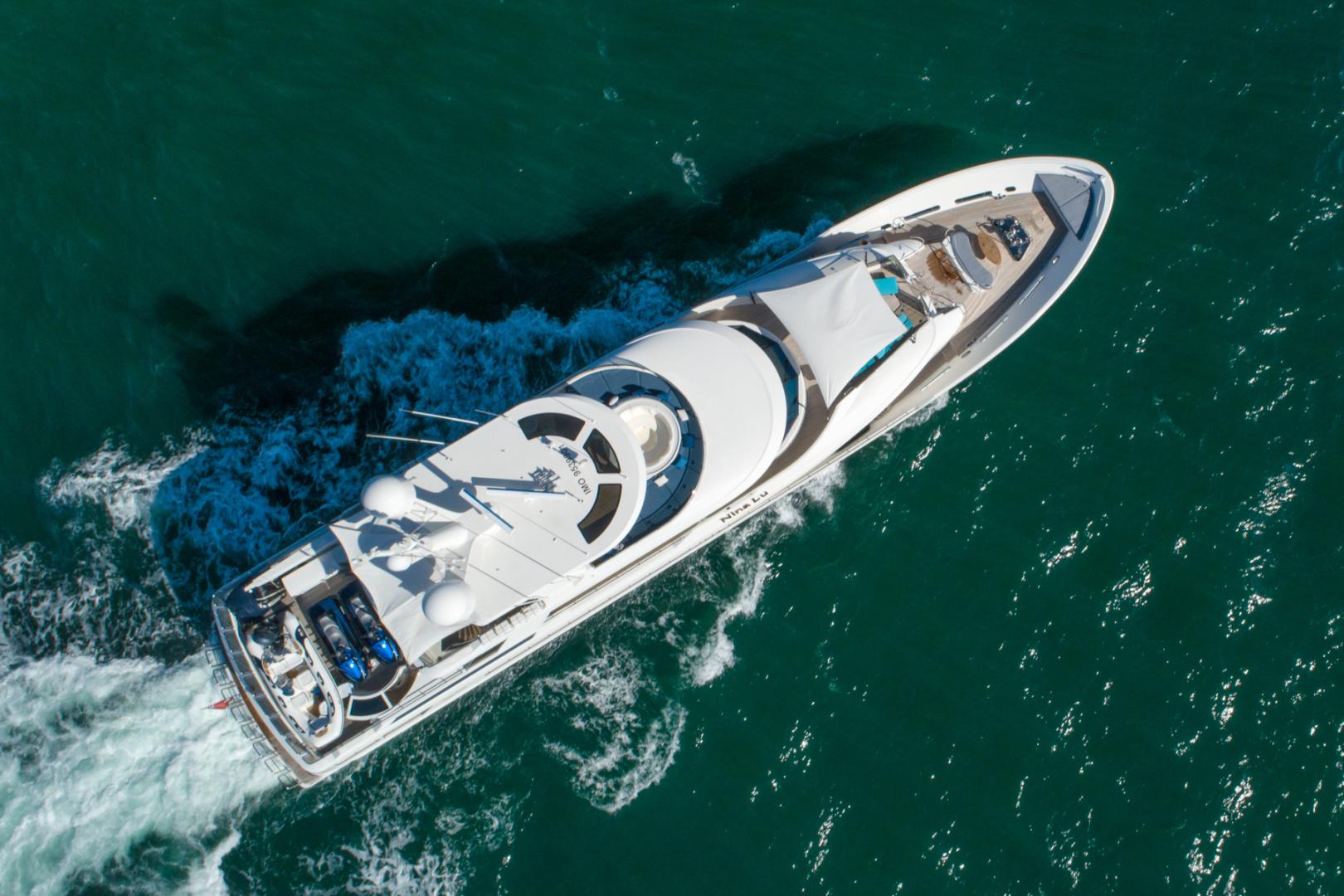 Westport-Westport 40 meter 2011-NINA LU Miami-Florida-United States-Aerial Profile-1354300 | Thumbnail