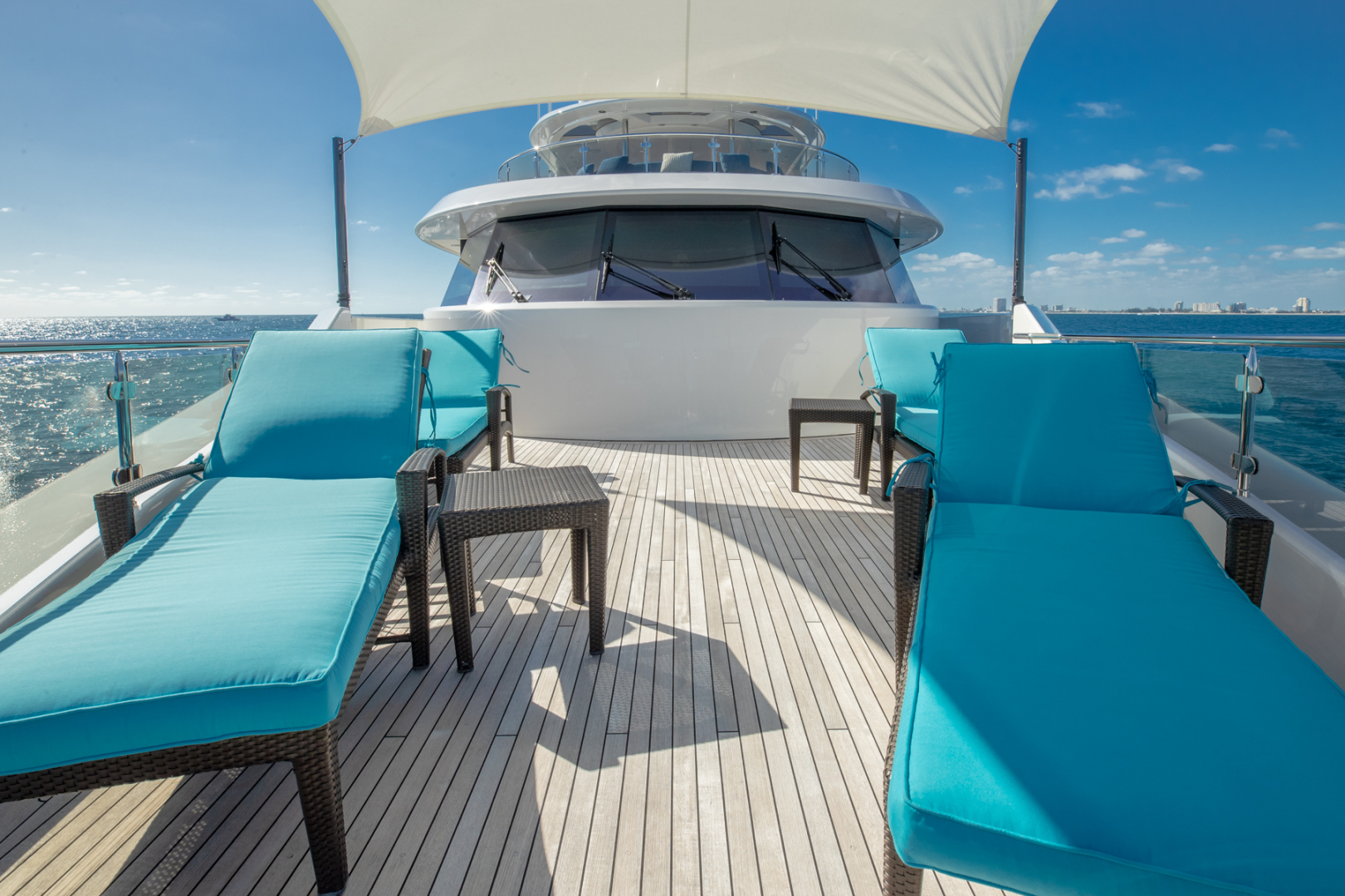 Westport-Westport 40 meter 2011-NINA LU Miami-Florida-United States-Sundeck-1354284 | Thumbnail