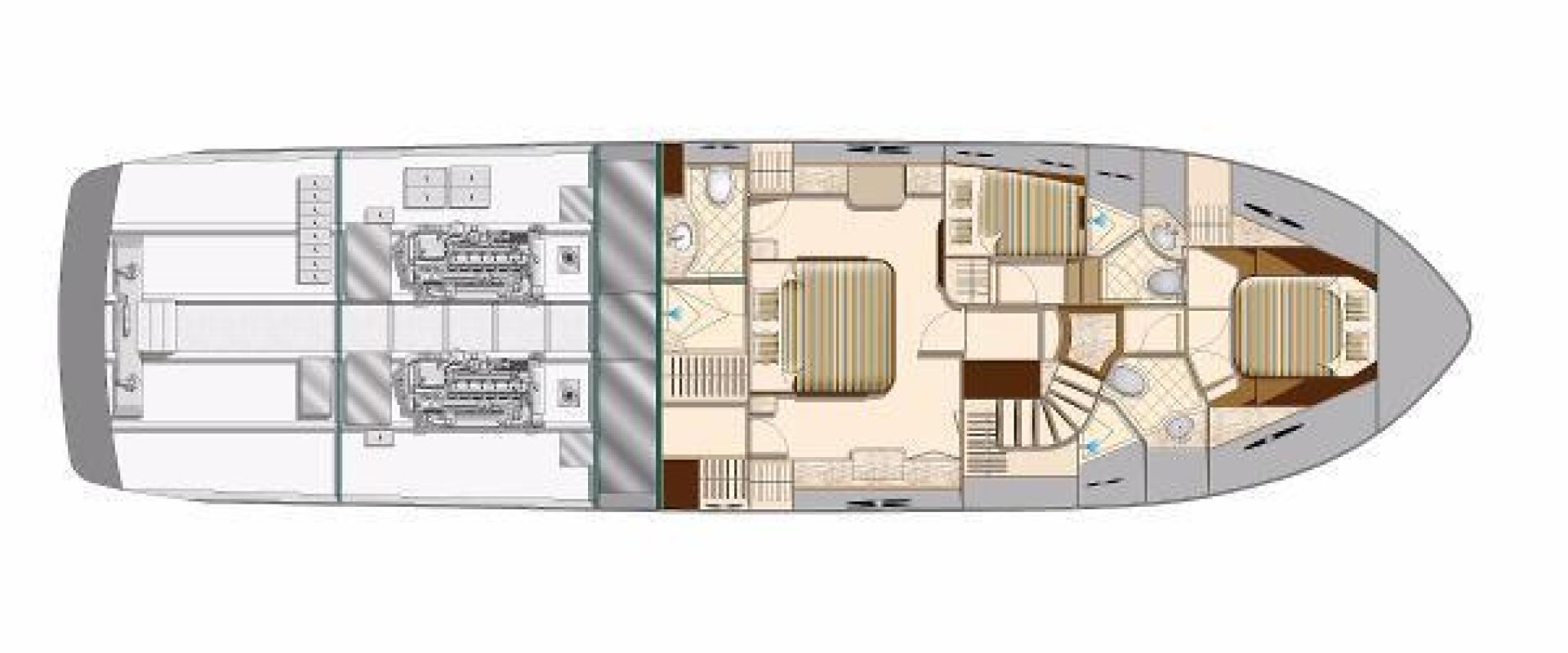 Hampton-650 Pilothouse 2020-For Order Fort Lauderdale-Florida-United States-1354501 | Thumbnail