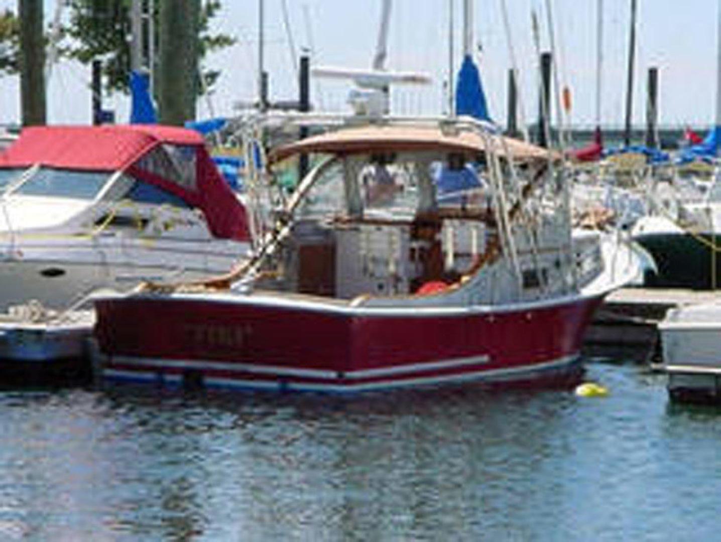 Webbers Cove-Downeast 1996-TIKI Jamestown-Rhode Island-United States-Starboard Aft Quarter-1354544 | Thumbnail
