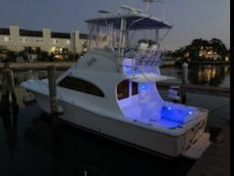 Luhrs-36 Convertible 2004-Justified Dunedin-Florida-United States-2004 Luhrs 36 Convertible  Night Lights Profile-1355095 | Thumbnail