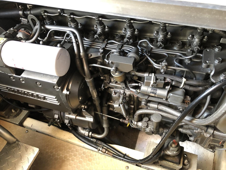 Luhrs-36 Convertible 2004-Justified Dunedin-Florida-United States-2004 Luhrs 36 Convertible  Justified  Engine Room-1355088 | Thumbnail