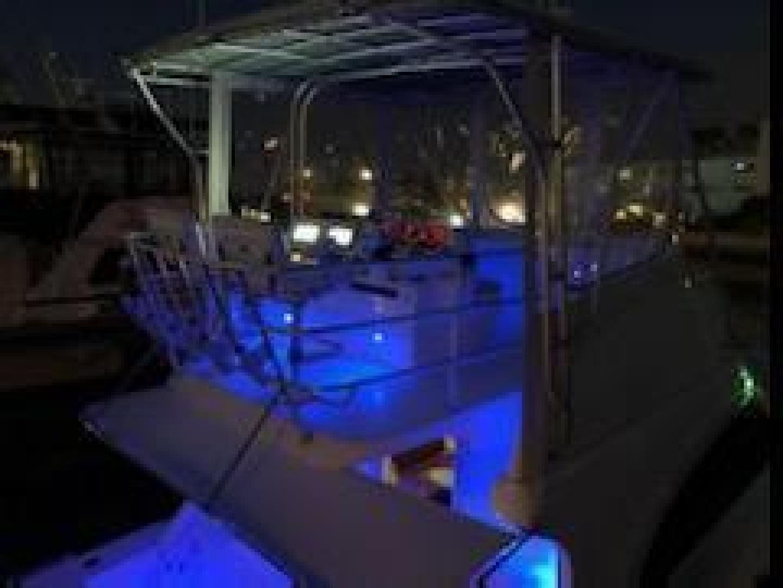 Luhrs-36 Convertible 2004-Justified Dunedin-Florida-United States-2004 Luhrs 36 Convertible  Night Lights Profile-1355103 | Thumbnail