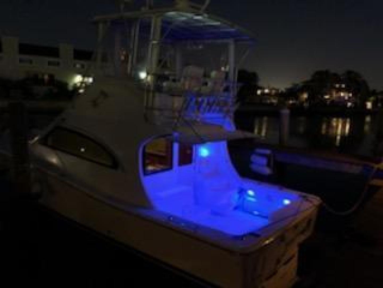 Luhrs-36 Convertible 2004-Justified Dunedin-Florida-United States-2004 Luhrs 36 Convertible  Night Lights Profile-1355111 | Thumbnail