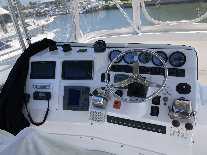 Luhrs-36 Convertible 2004-Justified Dunedin-Florida-United States-2004 Luhrs 36 Convertible  Justified  Flybridge Helm-1355081 | Thumbnail