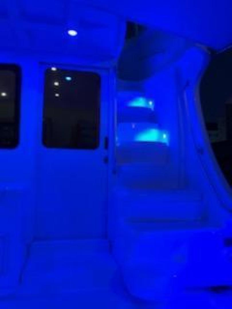 Luhrs-36 Convertible 2004-Justified Dunedin-Florida-United States-2004 Luhrs 36 Convertible  Night Lights Profile-1355106 | Thumbnail