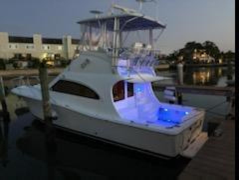 Luhrs-36 Convertible 2004-Justified Dunedin-Florida-United States-2004 Luhrs 36 Convertible  Justfied  Night Lights Profile-1355094 | Thumbnail
