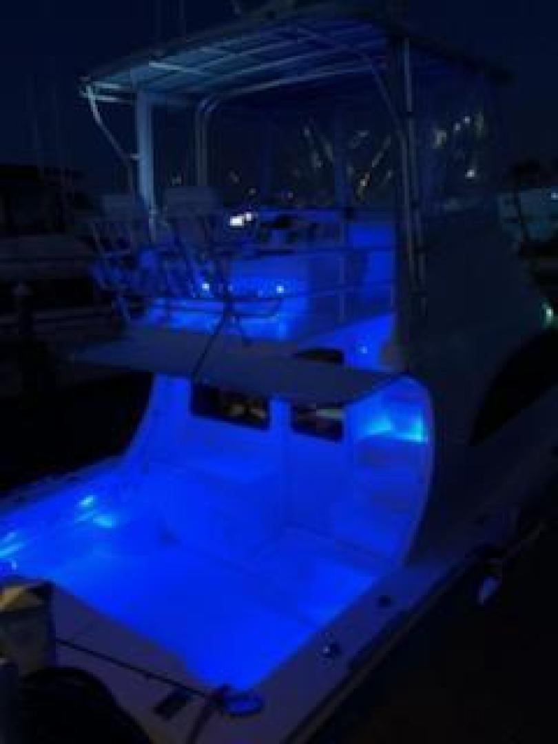 Luhrs-36 Convertible 2004-Justified Dunedin-Florida-United States-Night Lights Profile-1355102 | Thumbnail