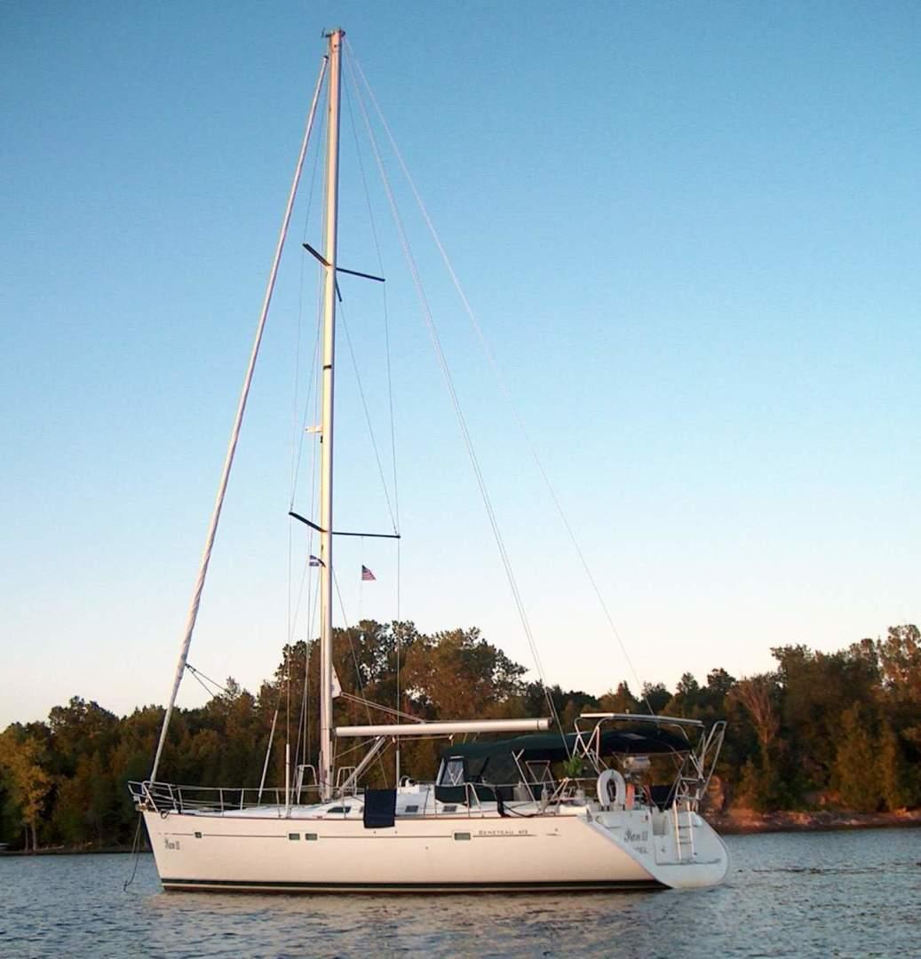 Beneteau-Oceanis 473 2001 -Plattsburgh-New York-United States-1355173   Thumbnail