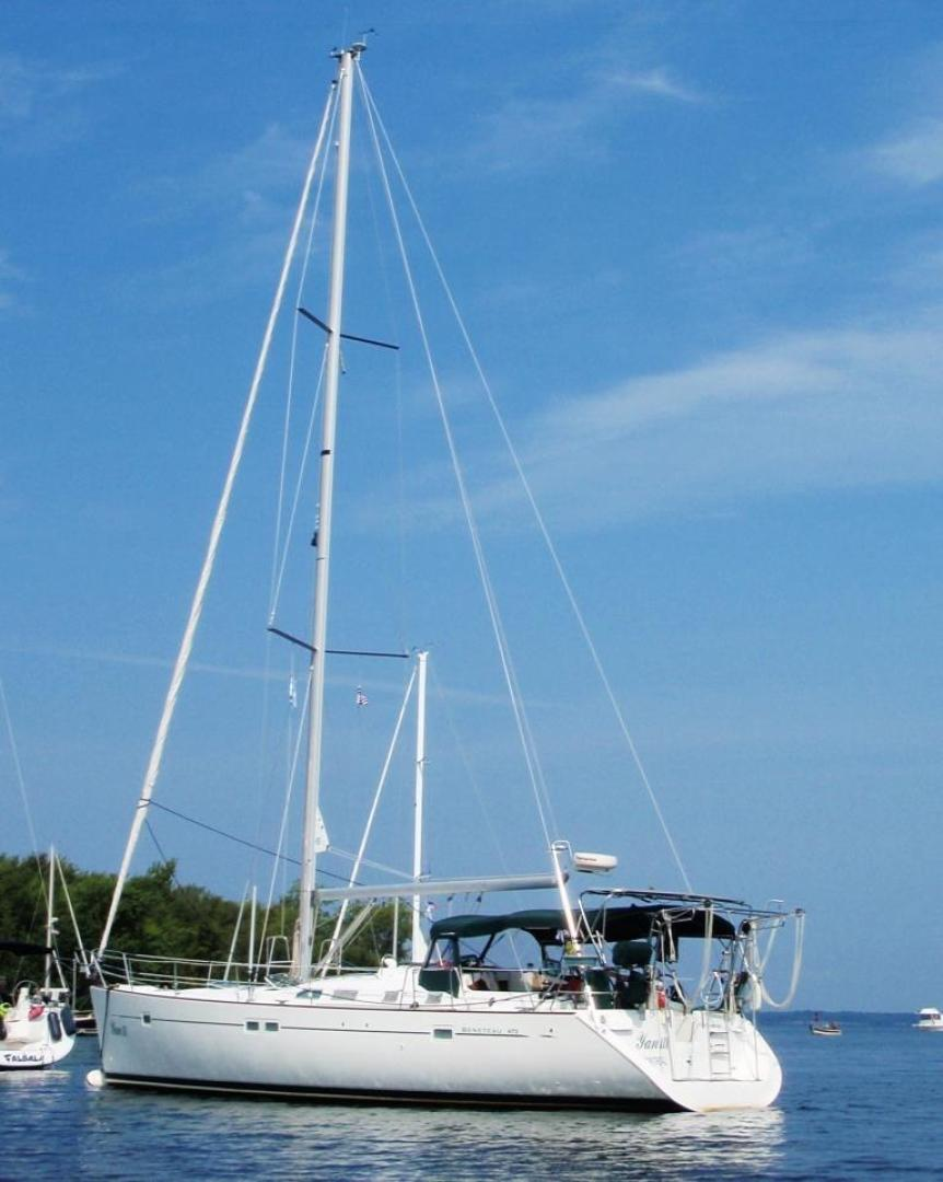 Beneteau-Oceanis 473 2001 -Plattsburgh-New York-United States-1355176   Thumbnail