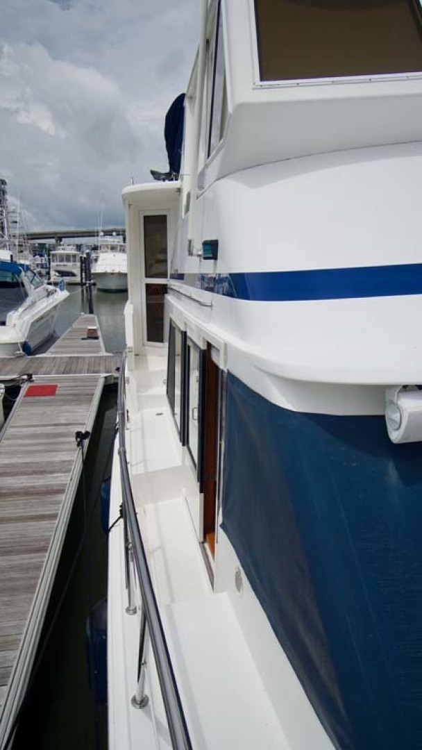Novatec-48 Fast Trawler 2003-SINE DIE II Destin-Florida-United States-Starboard Side Deck-1360606 | Thumbnail