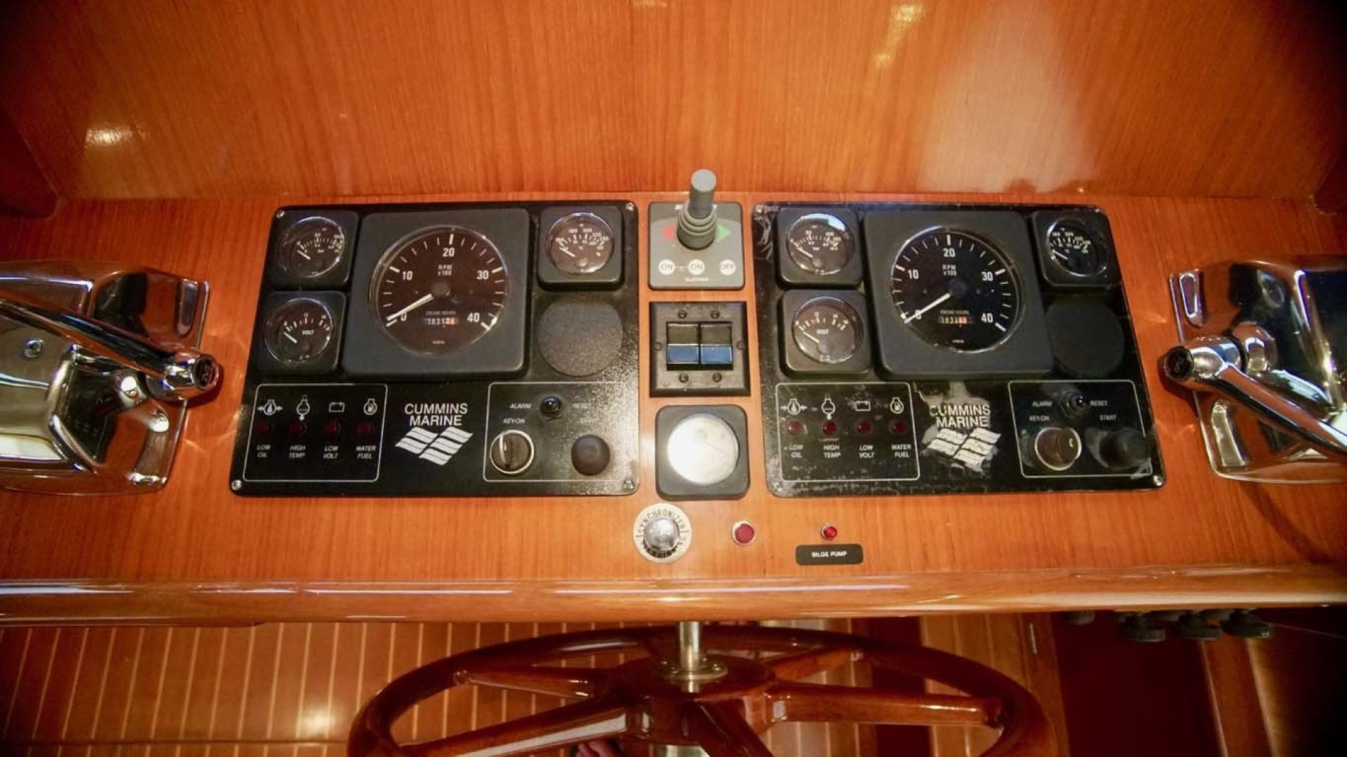 Novatec-48 Fast Trawler 2003-SINE DIE II Destin-Florida-United States-Lower Helm Electronics-1360617 | Thumbnail