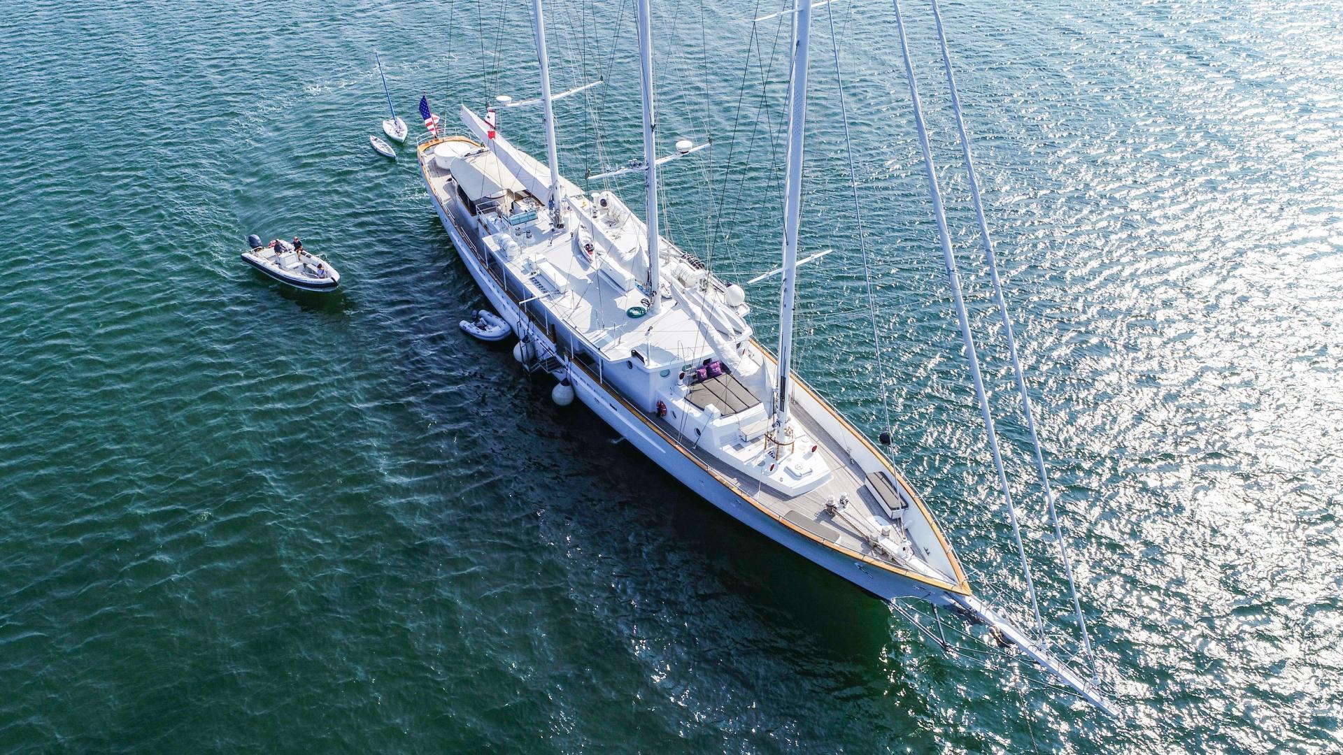 Palmer Johnson-Tri-Masted Staysail 1983-Arabella  Newport-Rhode Island-United States-1355650 | Thumbnail