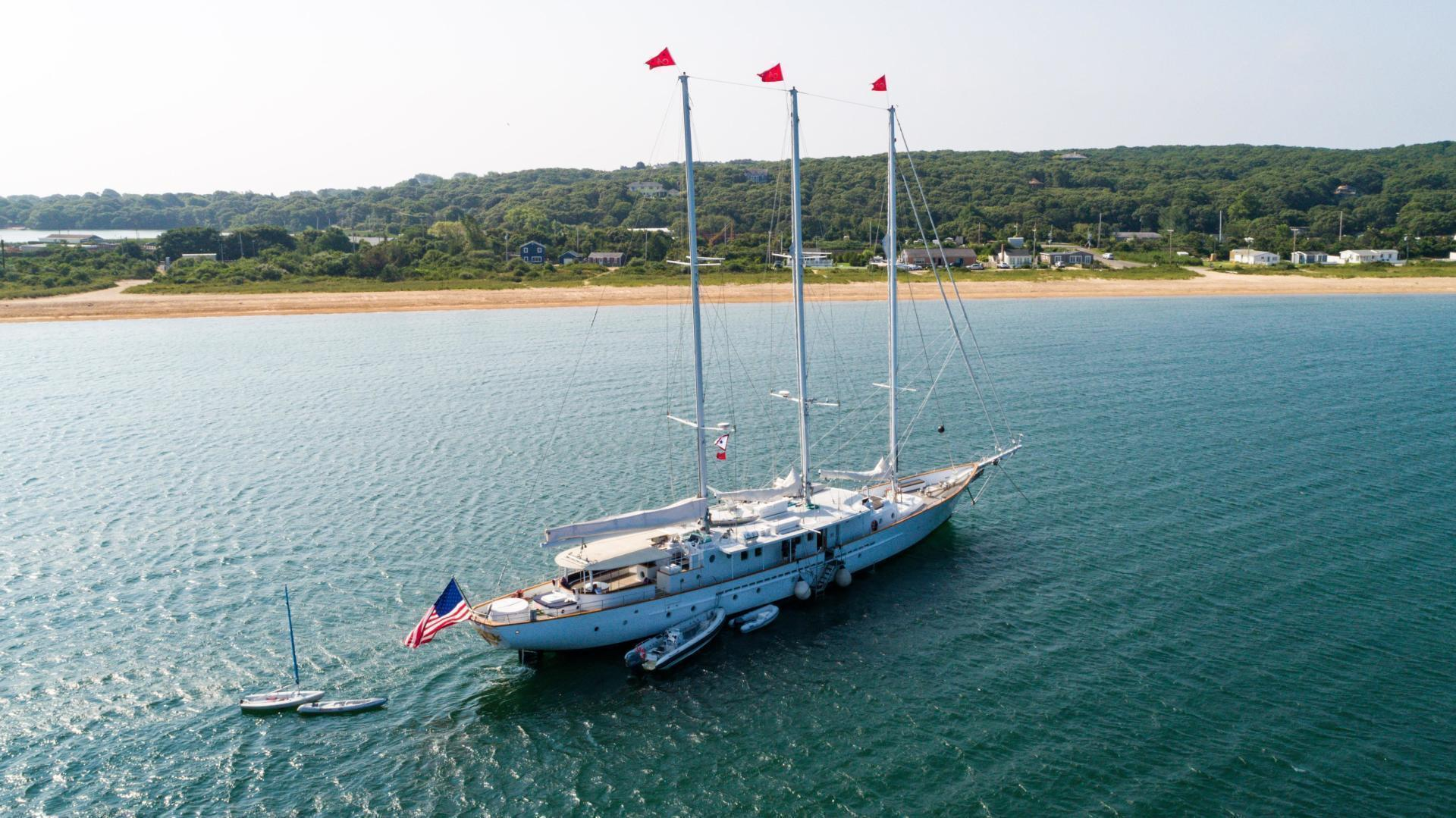 Palmer Johnson-Tri-Masted Staysail 1983-Arabella  Newport-Rhode Island-United States-1355651 | Thumbnail
