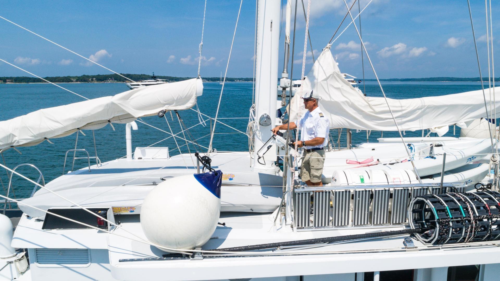 Palmer Johnson-Tri-Masted Staysail 1983-Arabella  Newport-Rhode Island-United States-1355654 | Thumbnail