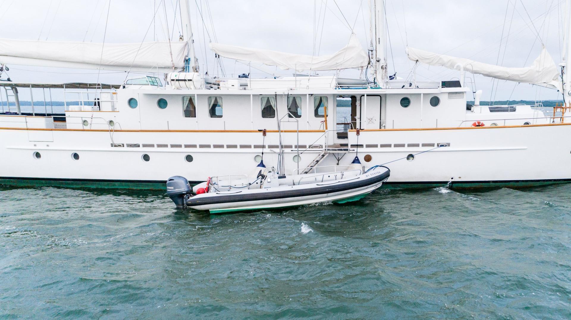 Palmer Johnson-Tri-Masted Staysail 1983-Arabella  Newport-Rhode Island-United States-1355656 | Thumbnail