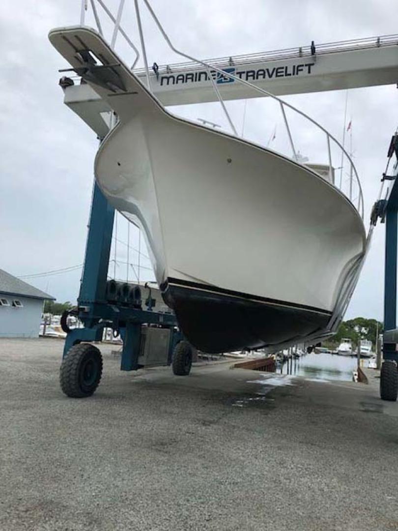 Ocean Yachts-Sportfish 1991-KelAnna East Greenwich-Rhode Island-United States-Port Bow Hull-1356159   Thumbnail