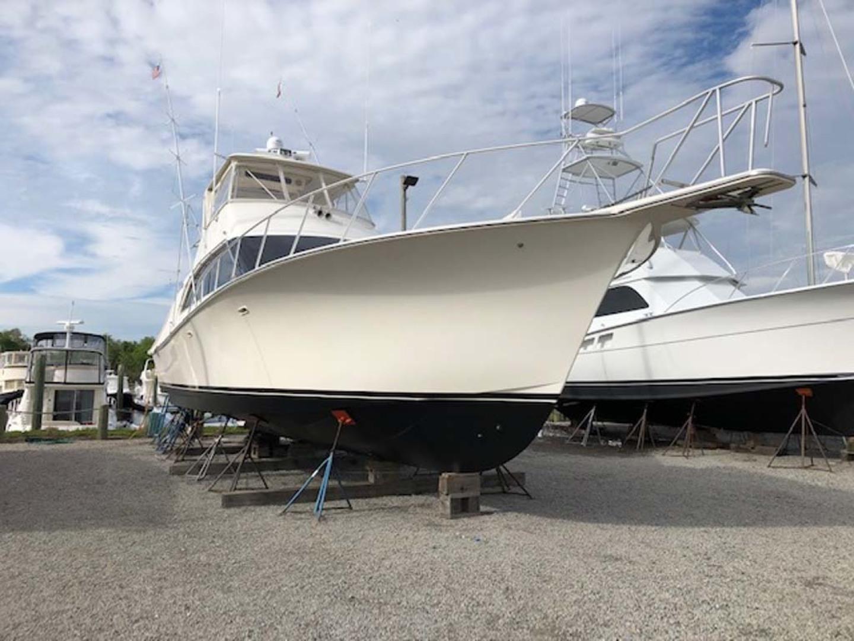 Ocean Yachts-Sportfish 1991-KelAnna East Greenwich-Rhode Island-United States-Starboard Bow Hull-1356160   Thumbnail