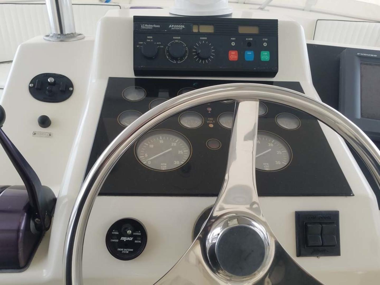 Ocean Yachts-Sportfish 1991-KelAnna East Greenwich-Rhode Island-United States-Helm-1356167   Thumbnail