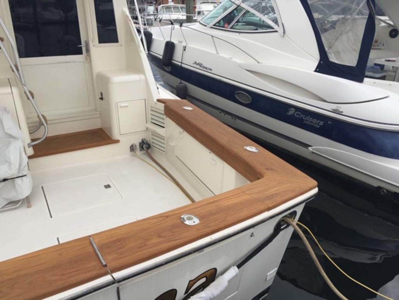 Ocean Yachts-Sportfish 1991-KelAnna East Greenwich-Rhode Island-United States-Cockpit To Stbd-1356162   Thumbnail