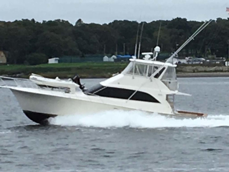 Ocean Yachts-Sportfish 1991-KelAnna East Greenwich-Rhode Island-United States-Underway-1355968   Thumbnail