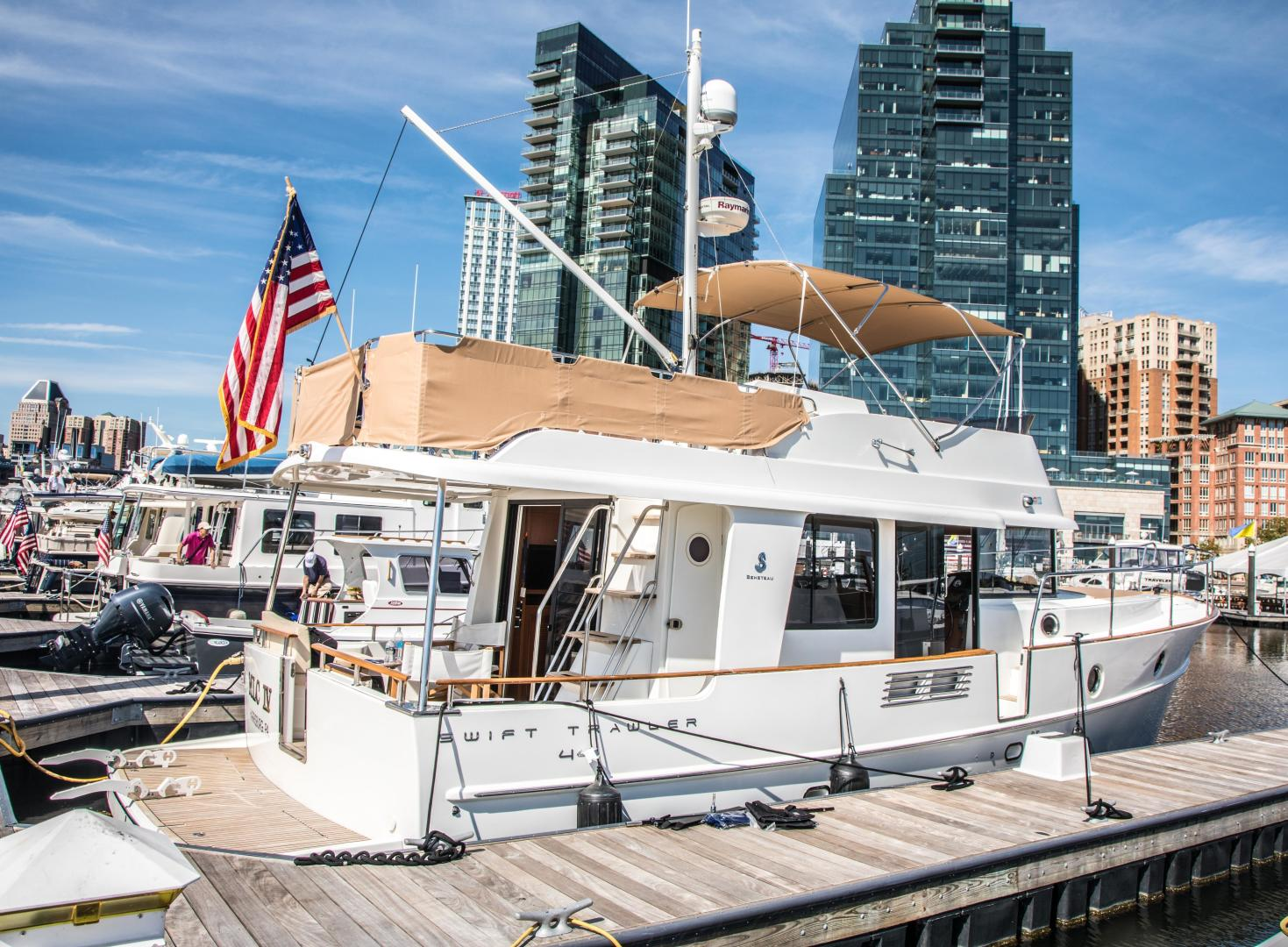Beneteau-Swift Trawler 2012-MLC IV Baltimore-Maryland-United States-1355971 | Thumbnail