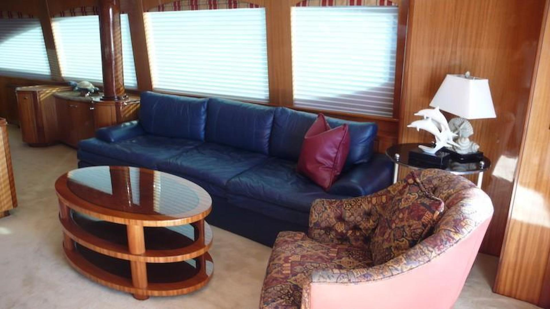Hatteras-Sky Lounge Motor Yacht 2005-SECOND GENERATION Georgetown-Maryland-United States-1356079 | Thumbnail