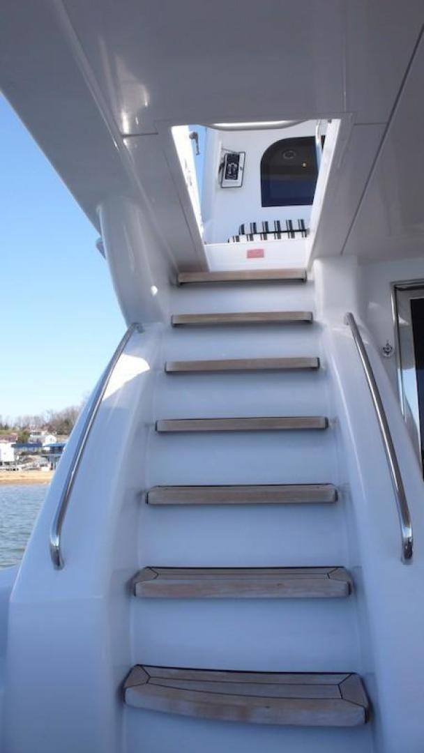 Hatteras-Sky Lounge Motor Yacht 2005-SECOND GENERATION Georgetown-Maryland-United States-1356113 | Thumbnail