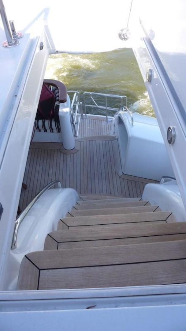 Hatteras-Sky Lounge Motor Yacht 2005-SECOND GENERATION Georgetown-Maryland-United States-1356118 | Thumbnail