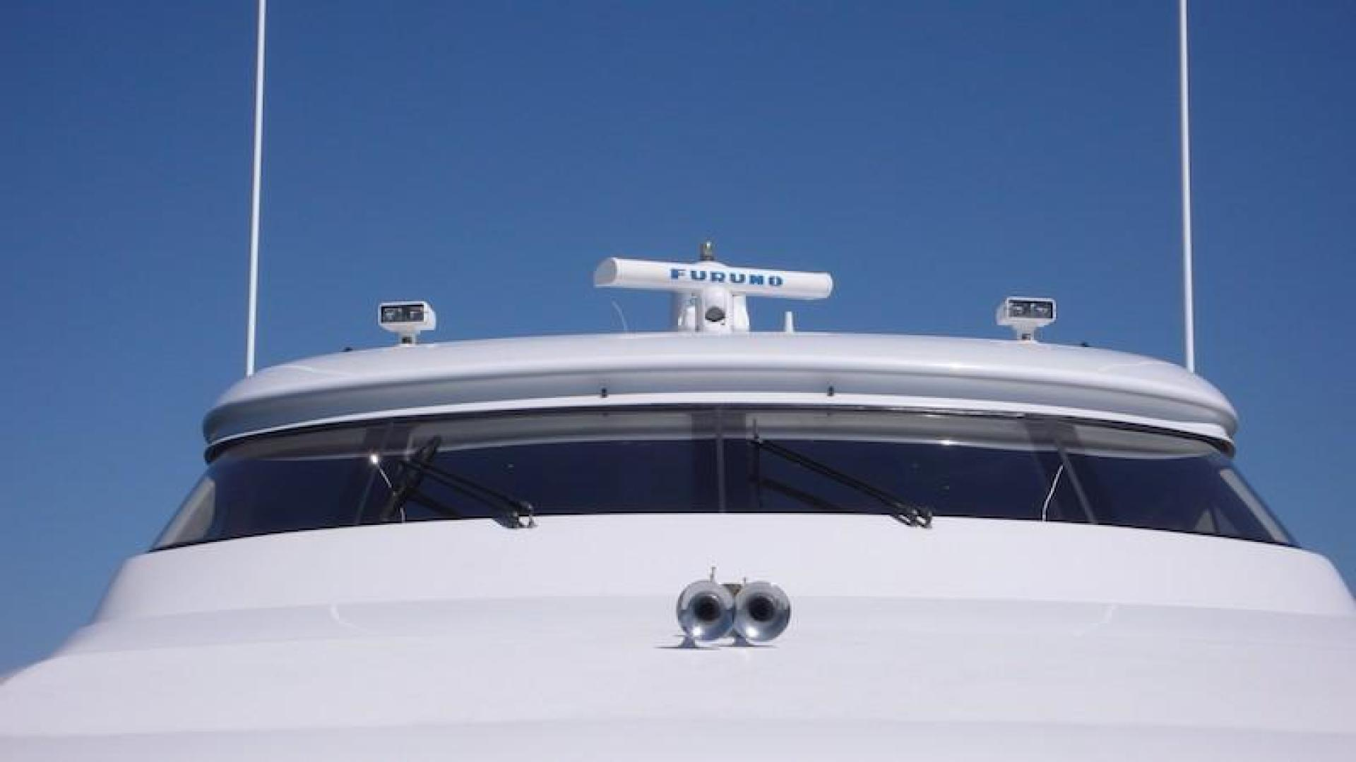 Hatteras-Sky Lounge Motor Yacht 2005-SECOND GENERATION Georgetown-Maryland-United States-1356069 | Thumbnail