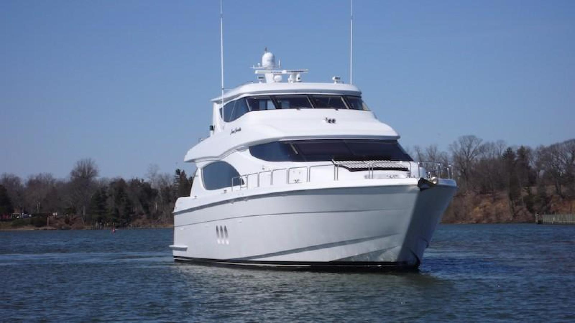 Hatteras-Sky Lounge Motor Yacht 2005-SECOND GENERATION Georgetown-Maryland-United States-1356063 | Thumbnail