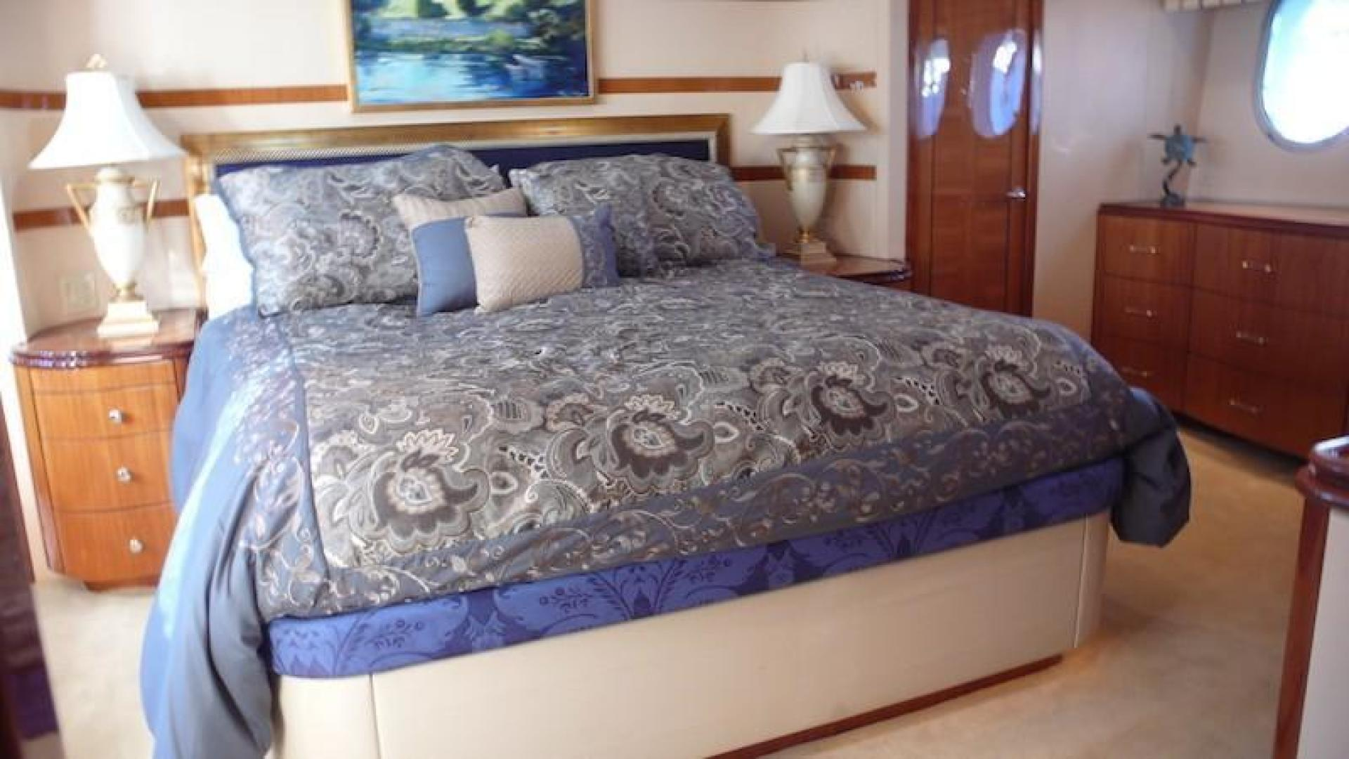 Hatteras-Sky Lounge Motor Yacht 2005-SECOND GENERATION Georgetown-Maryland-United States-1356093 | Thumbnail