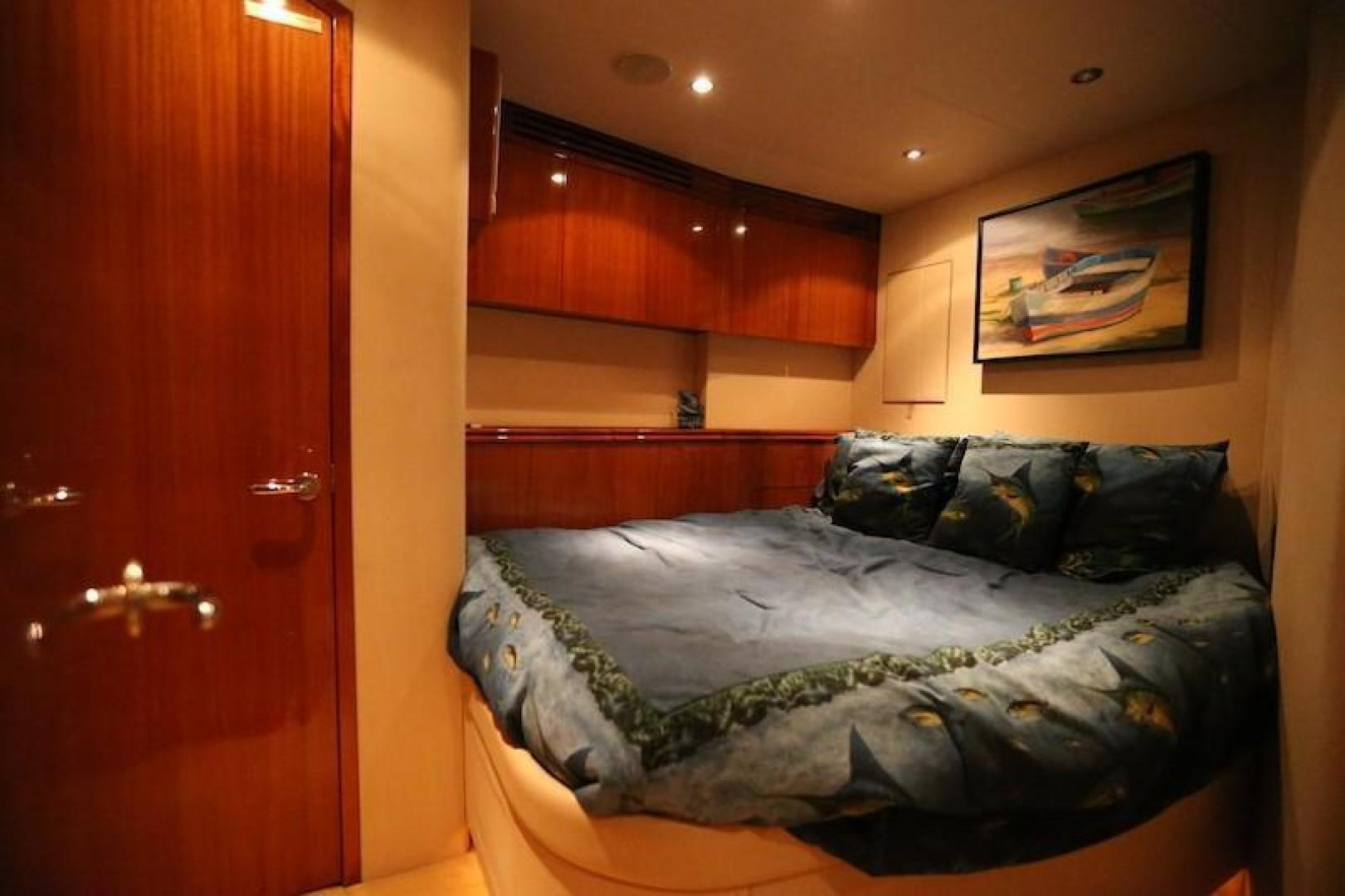 Hatteras-Sky Lounge Motor Yacht 2005-SECOND GENERATION Georgetown-Maryland-United States-1356101 | Thumbnail