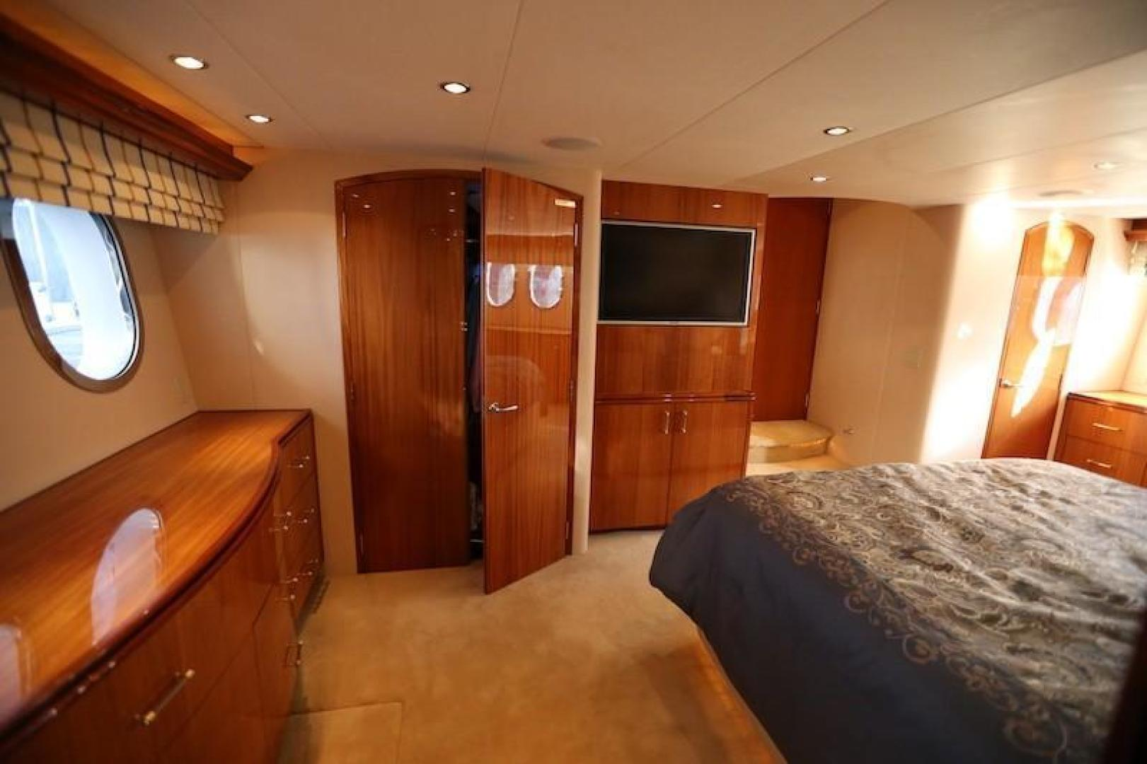 Hatteras-Sky Lounge Motor Yacht 2005-SECOND GENERATION Georgetown-Maryland-United States-1356094 | Thumbnail