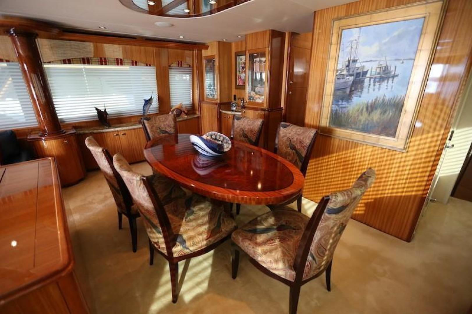 Hatteras-Sky Lounge Motor Yacht 2005-SECOND GENERATION Georgetown-Maryland-United States-1356081 | Thumbnail