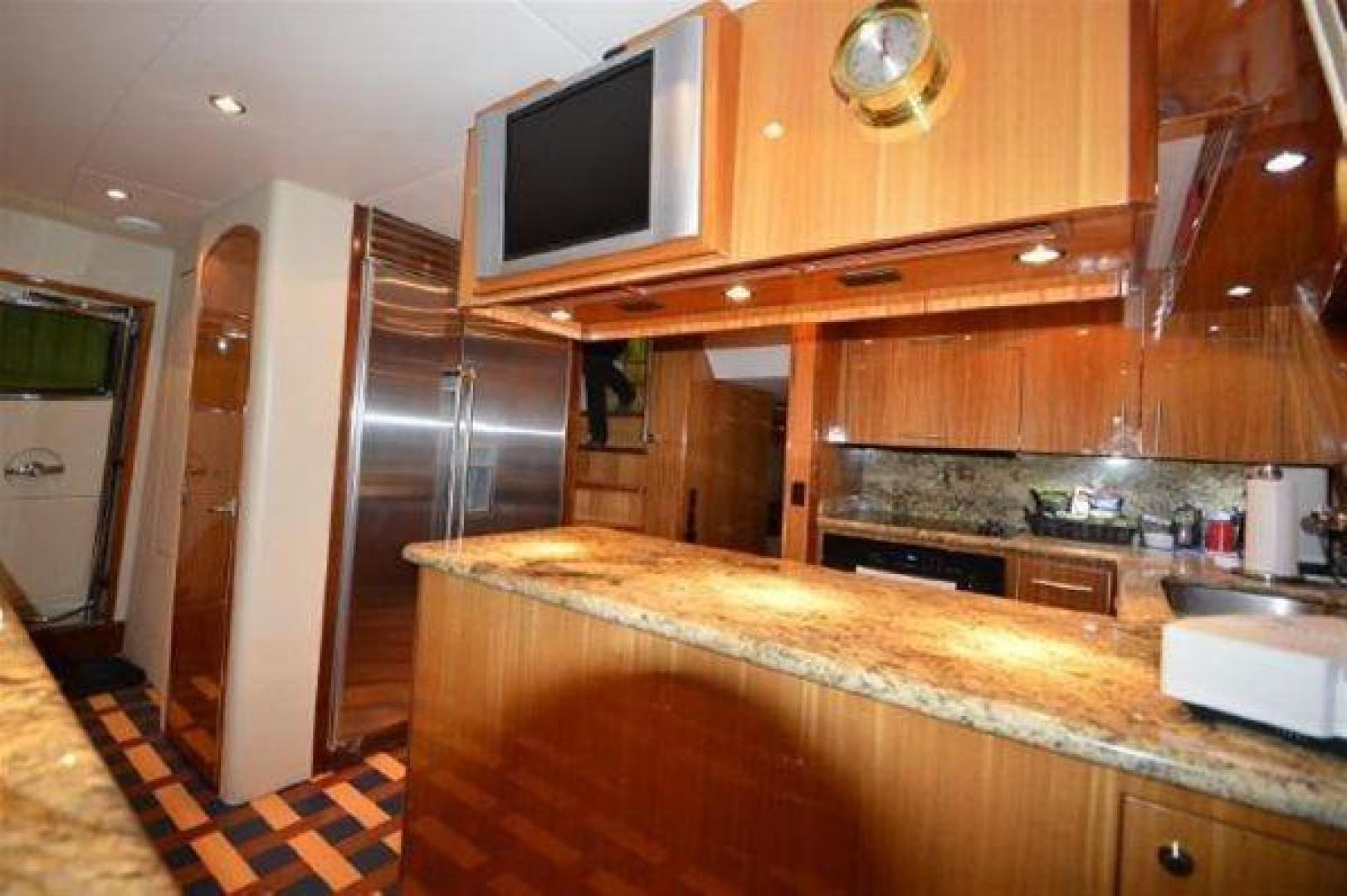 Hatteras-Sky Lounge Motor Yacht 2005-SECOND GENERATION Georgetown-Maryland-United States-1356091 | Thumbnail