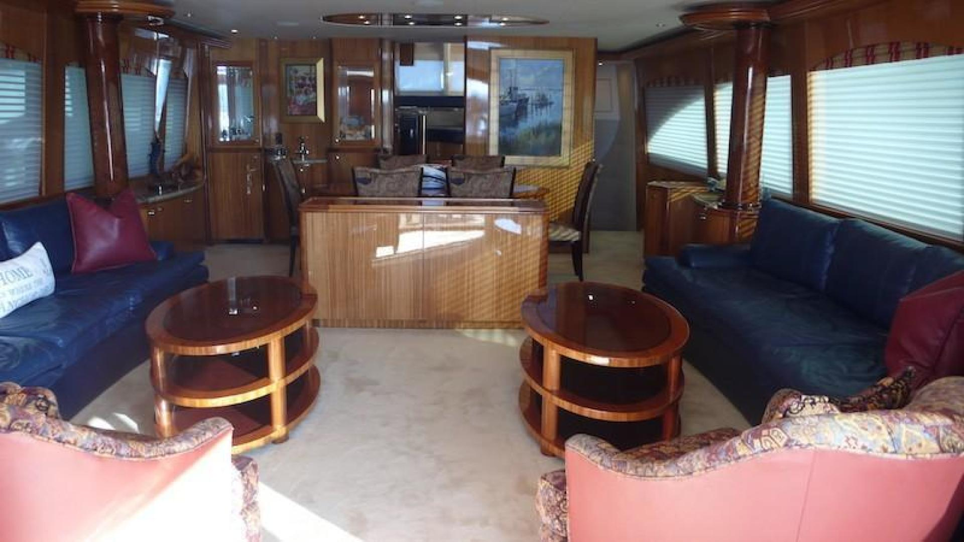 Hatteras-Sky Lounge Motor Yacht 2005-SECOND GENERATION Georgetown-Maryland-United States-1356077 | Thumbnail
