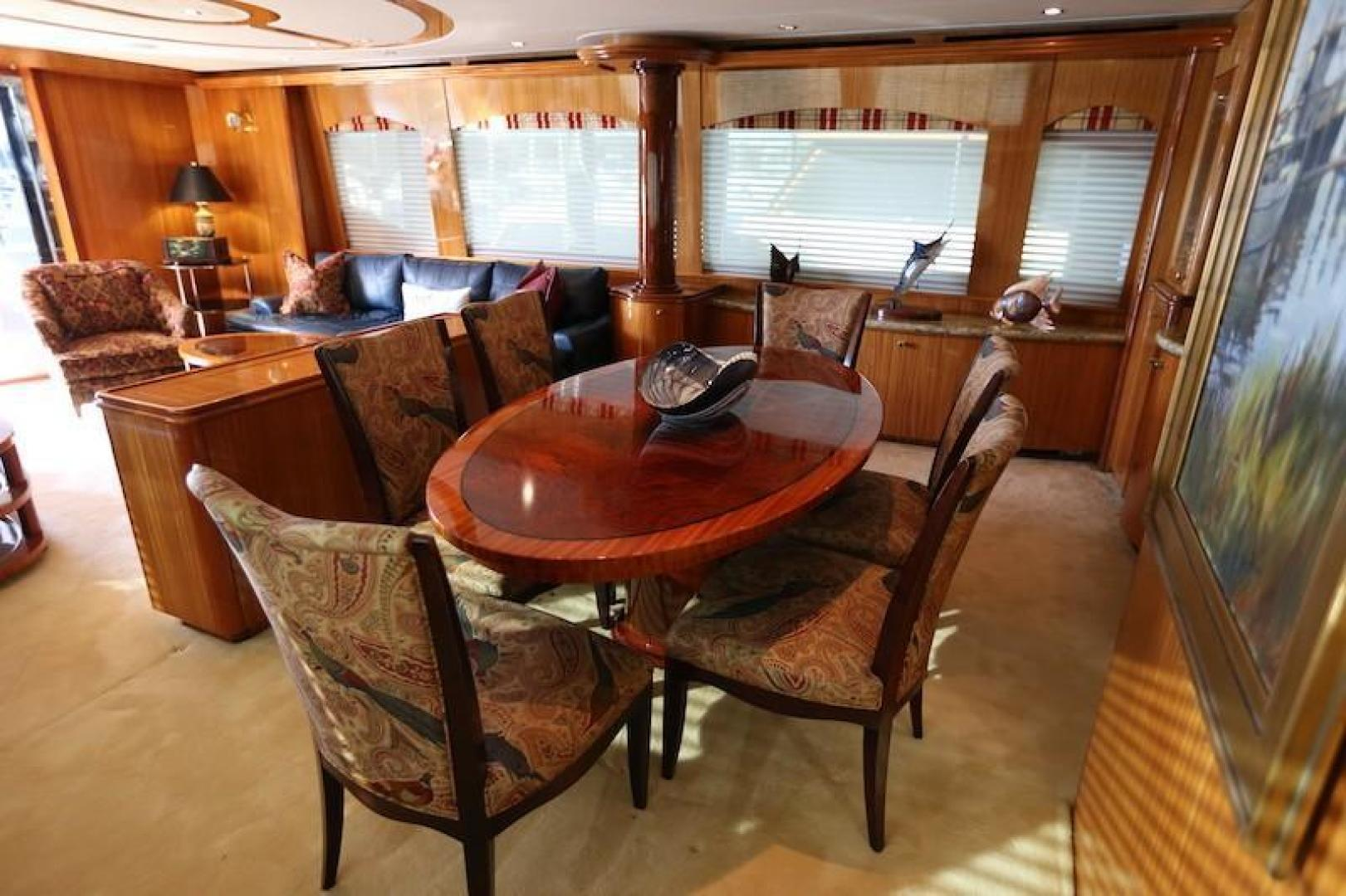 Hatteras-Sky Lounge Motor Yacht 2005-SECOND GENERATION Georgetown-Maryland-United States-1356082 | Thumbnail
