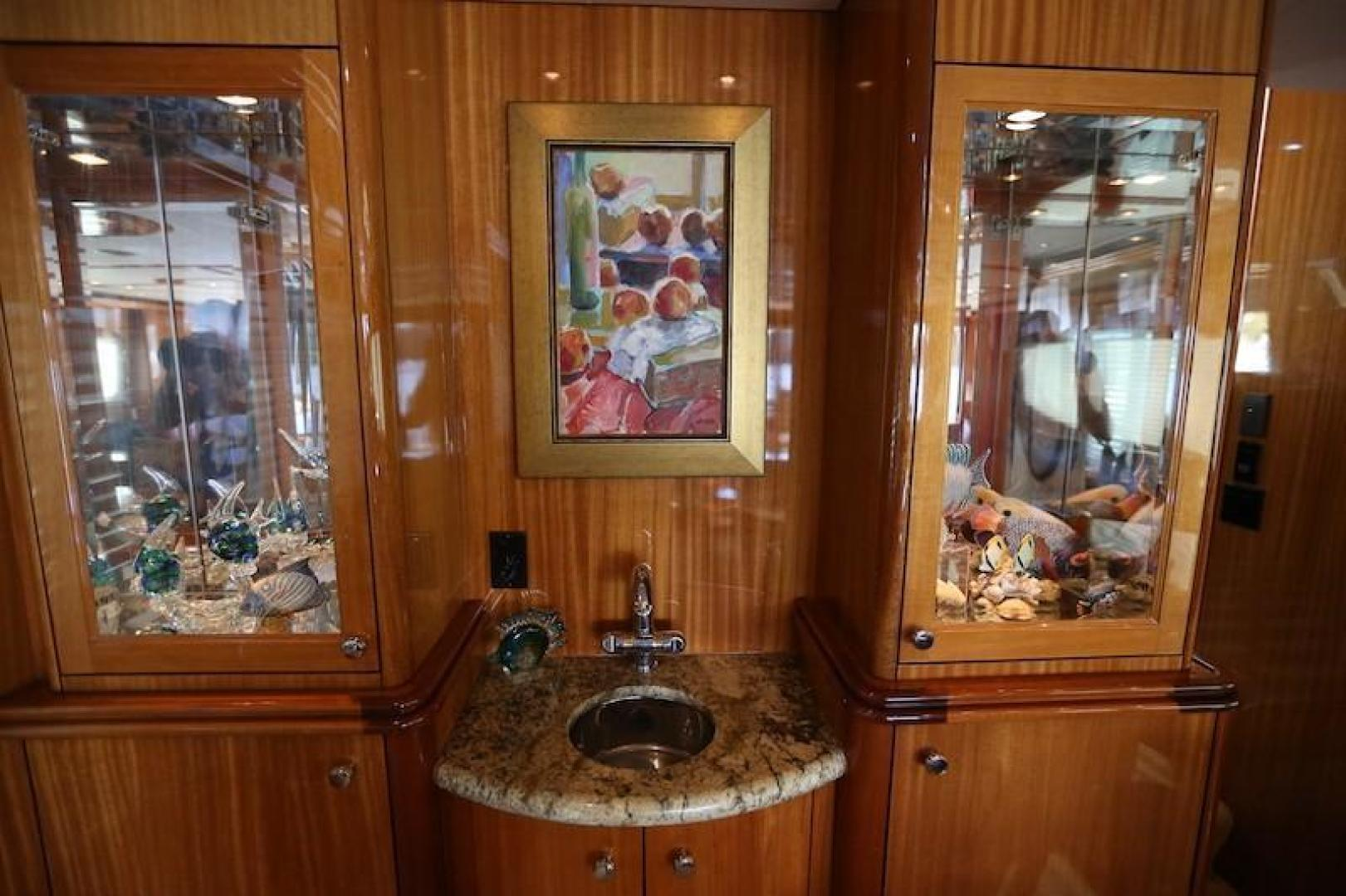 Hatteras-Sky Lounge Motor Yacht 2005-SECOND GENERATION Georgetown-Maryland-United States-1356084 | Thumbnail