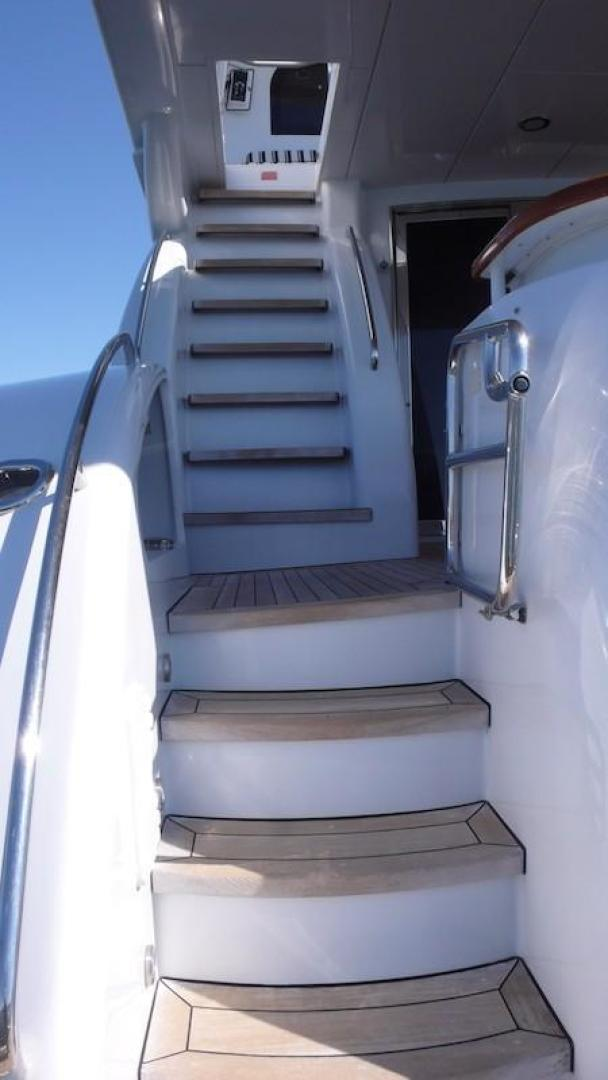 Hatteras-Sky Lounge Motor Yacht 2005-SECOND GENERATION Georgetown-Maryland-United States-1356070 | Thumbnail