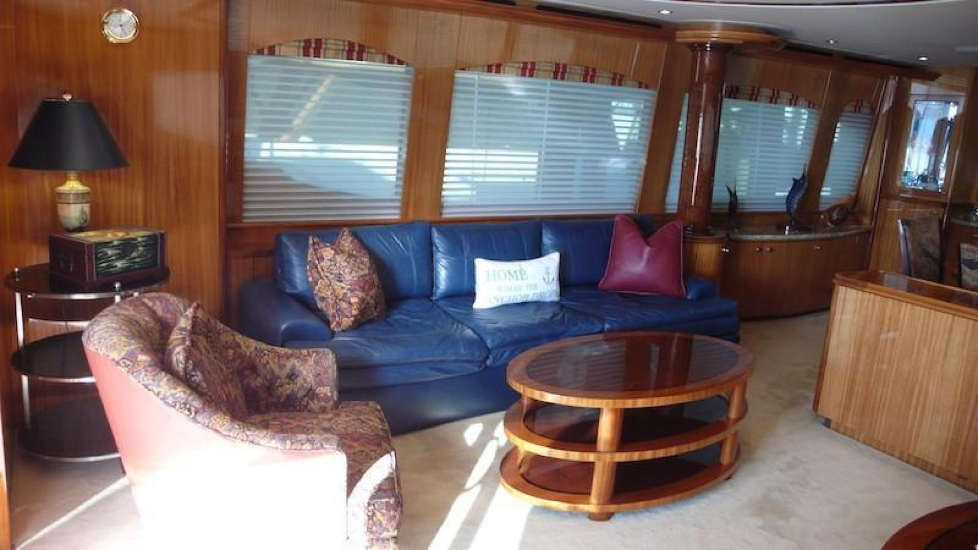 Hatteras-Sky Lounge Motor Yacht 2005-SECOND GENERATION Georgetown-Maryland-United States-1356078 | Thumbnail