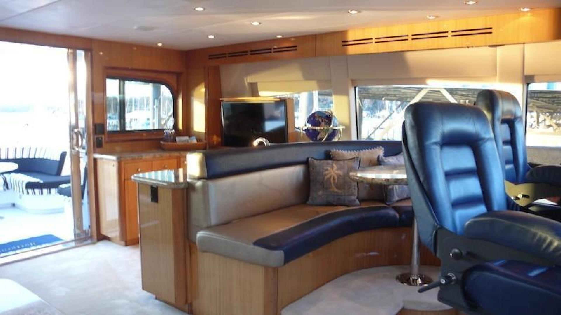 Hatteras-Sky Lounge Motor Yacht 2005-SECOND GENERATION Georgetown-Maryland-United States-1356107 | Thumbnail