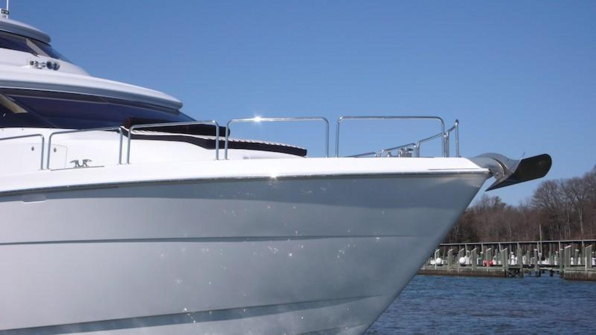 Hatteras-Sky Lounge Motor Yacht 2005-SECOND GENERATION Georgetown-Maryland-United States-1356067 | Thumbnail