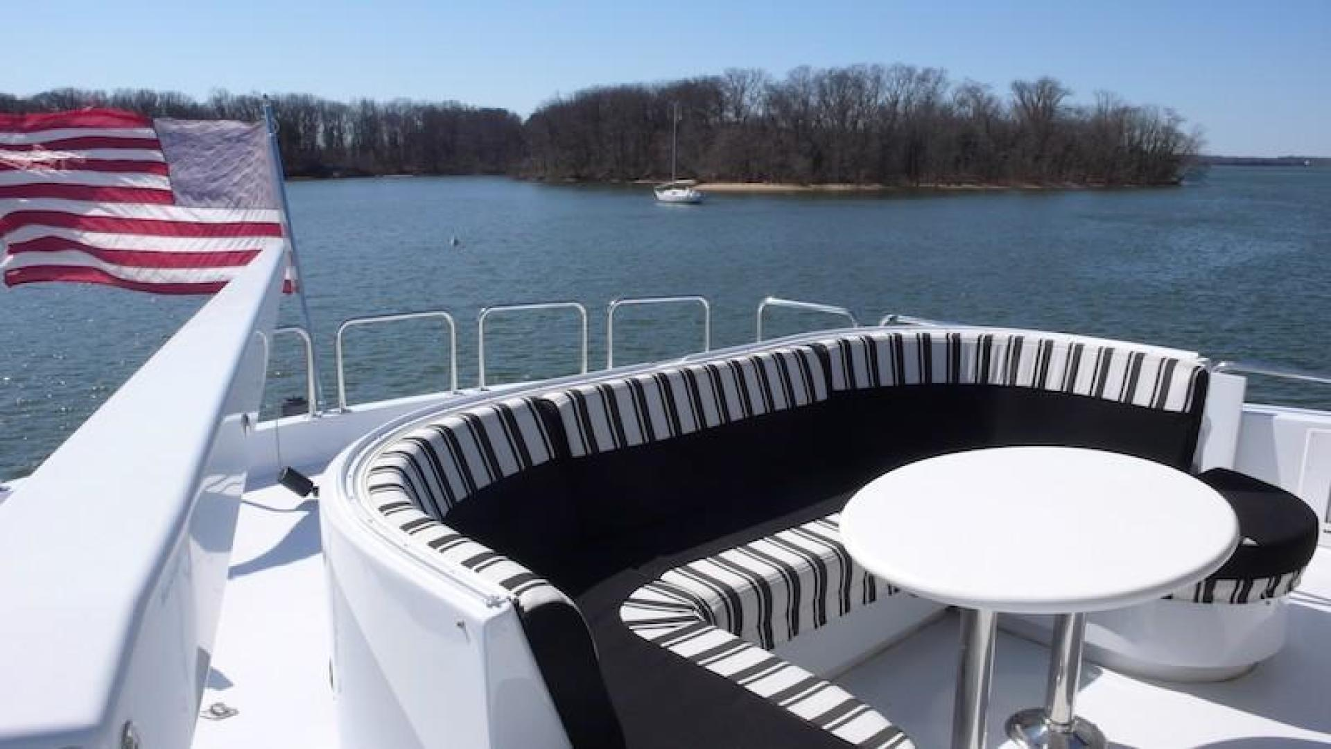 Hatteras-Sky Lounge Motor Yacht 2005-SECOND GENERATION Georgetown-Maryland-United States-1356115 | Thumbnail