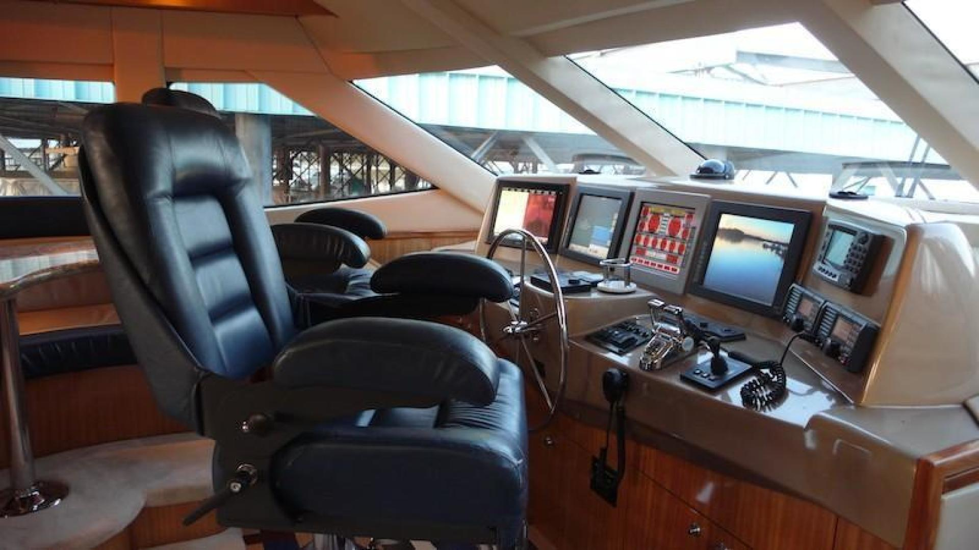 Hatteras-Sky Lounge Motor Yacht 2005-SECOND GENERATION Georgetown-Maryland-United States-1356110 | Thumbnail