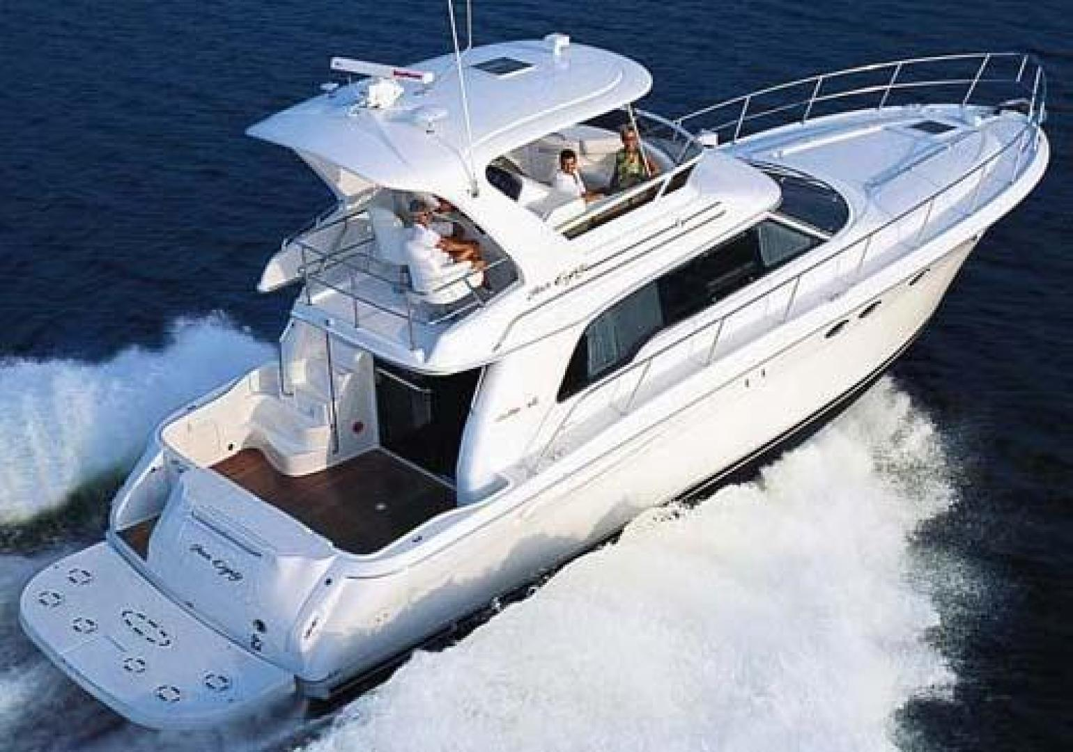 Picture Of: 48' Sea Ray 480 Sedan Bridge 2004 Yacht For Sale | 1 of 41