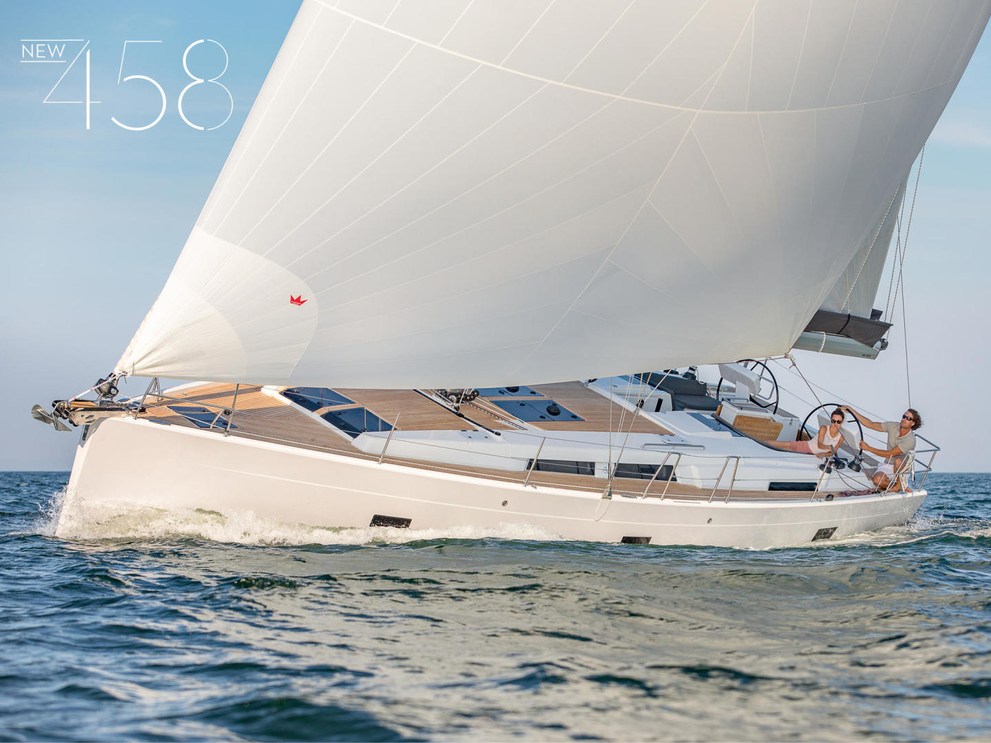 Picture Of: 46' Hanse 458 2020 Yacht For Sale | 1 of 43