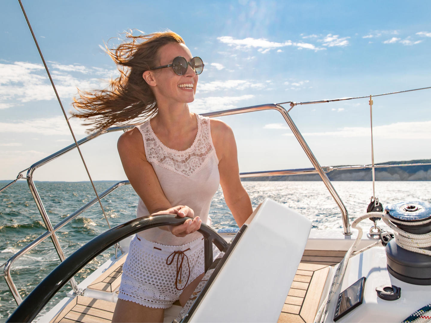 Picture Of: 46' Hanse 458 2020 Yacht For Sale | 2 of 43