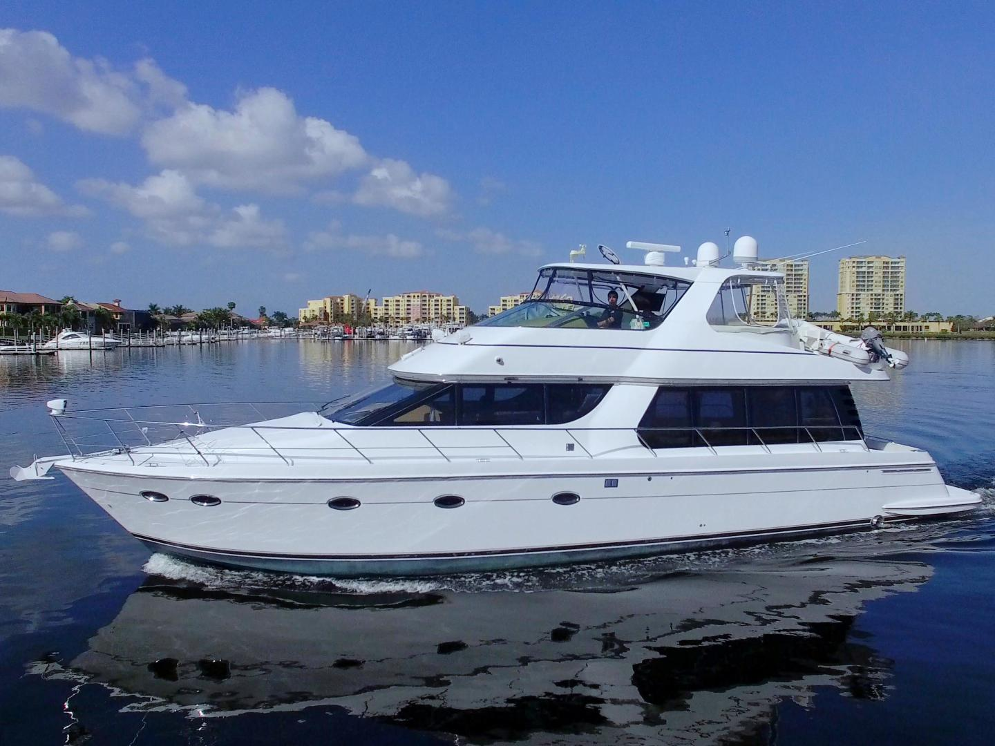 Picture Of: 58' Carver 57 Voyager Pilothouse 2004 Yacht For Sale | 1 of 86